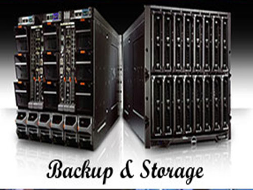 Data Backup & Storage